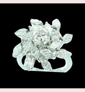 Creation Ring GBT Blume 5 Cts