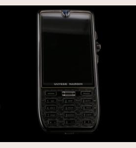 Smartphone Ulysse Nardin Chairman Carbone noir