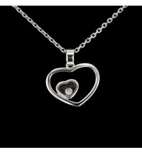 "Chopard Pendant ""Happy Hearts"" Chopard pendant ""Happy Hearts"""