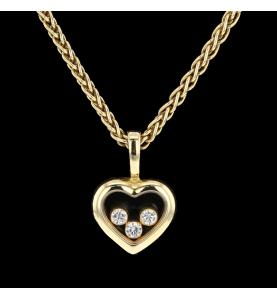 "Chopard pendant ""Happy Diamonds"""