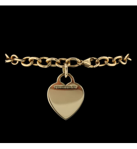 Bracelet Tiffany and Co Heart