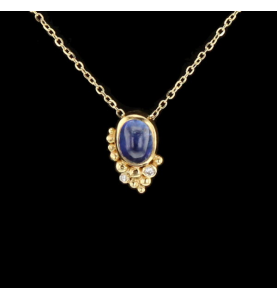 Necklace yellow gold...