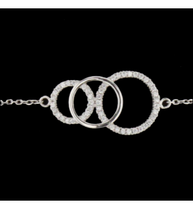 Bracelet en argent 925