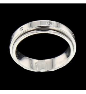 Piaget Ring Besitz 6 Diamanten