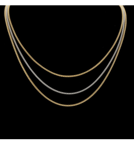Necklace 3 gold