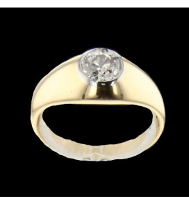 Ring Solitary Knight 0.75...