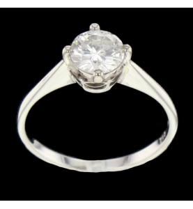 Ring Gold Grau 0.90 Karat T 53