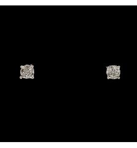 Schleifen Graugold 0.28 Karat