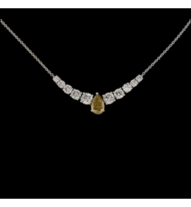 Collier Création GBT diamants