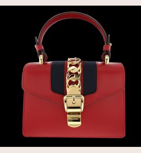 Gucci Sylvie Mini Tasche