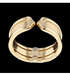 Cartier C Ring Gelbgold