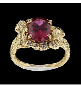 Ring in 750 / 18 carat...