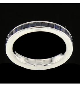 Eternity Ring aus Platin 950