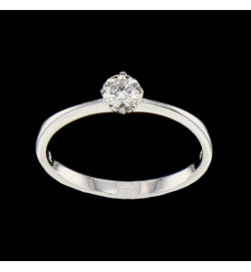 SOLITAIRE RING 0.20 CARATS