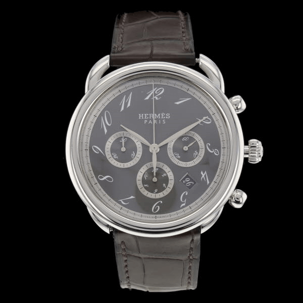 Hermes Arceau Chronograph 42mm