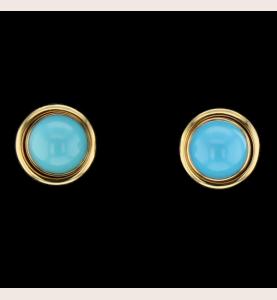 Ohrringe Besitz aus Rosagold