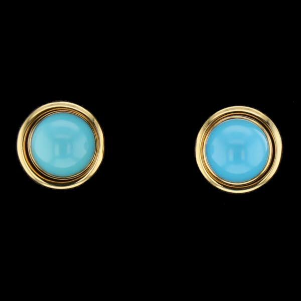 Earrings Possession in rose gold
