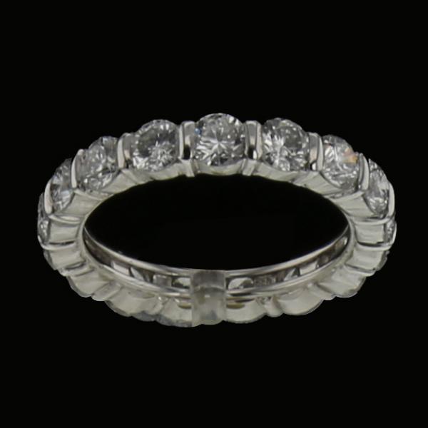 Eternity Ring 17 Diamanten