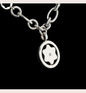 Montblanc Halskette aus Silber 925