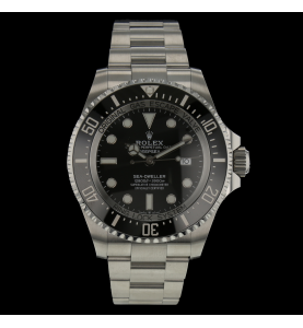Rolex Sea-dweller Deepsea Schwarz