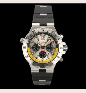 Bulgari Diagono Chronographe professional GMT