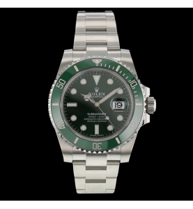 Rolex Submariner Date Keramik HULK