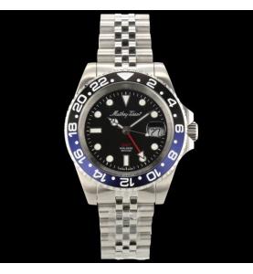 GMT Blau schwarz 42mm