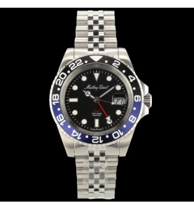 GMT Blue black 42mm