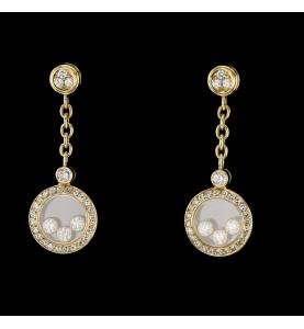 Chopard Happy Spirit Diamonds earrings