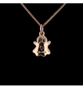 Ghost necklace/pendant
