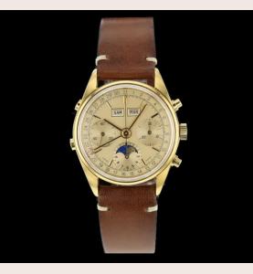 Chronographe Triple Date Valjoux 88