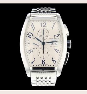 Longines Evidenza XL day date chronographe