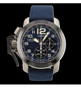 Chronofighter Oversize Target Blue