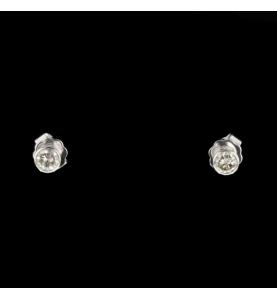 Earrings 0.22 Carats