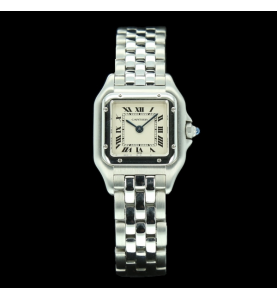 Cartier Panthere Stahl
