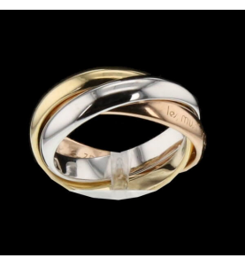 Cartier Trinity ring large size