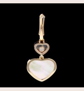Boucles d´oreilles Chopard Happy Hearts