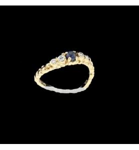 Gilbert Albert Ring Mimosa Sapphire
