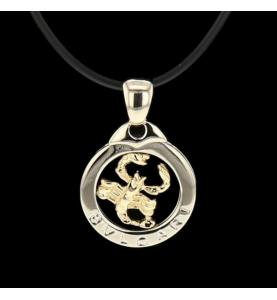 Bvlgari Scorpion pendant