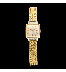 Rolex Precision  Or Diamants