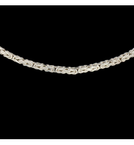 Collier maille Royale Argent 925