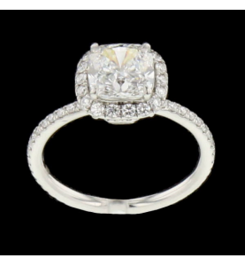 Solitaire Harry Winston 1.81 carats