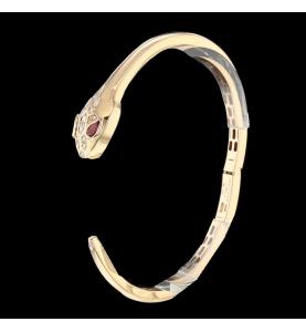 Bracelet Bulgari Serpenti Seduttori Or rose 750