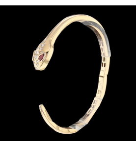 Bracelet Bulgari Serpenti Seduttori Pink Gold 750