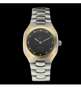 Omega Seamaster Polaris Gold & Stahl