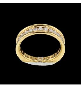 Eternity Ring 0.98 Karat