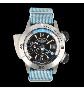 Jaeger LeCoultre Master Compressor Pro Geographic Diving
