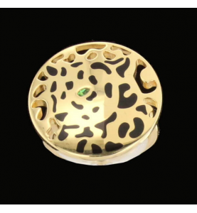 Panther-Ring von Cartier