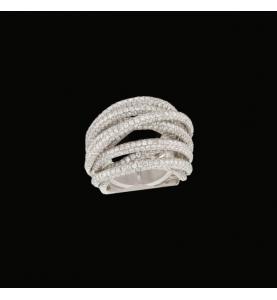 LIALI Or Gris Diamants 7.33 Carats