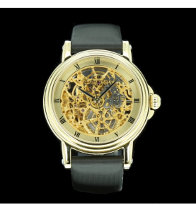 Skeleton 38 mm automatic